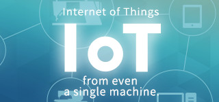IoT – from even a single machine