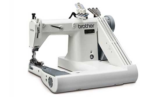 Double Chain Stitch Sewing Machine