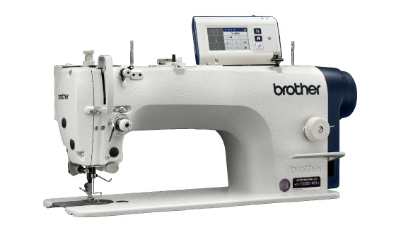 Needle Feed Lock Stitch Sewing Machine with Thread Trimmer