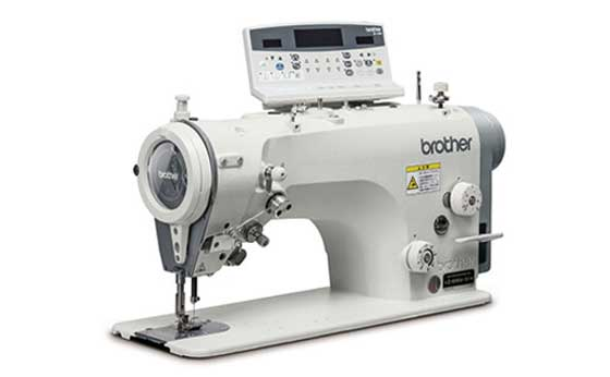 Zigzag Lock Stitch Sewing Machine