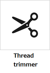 Thread trimmer