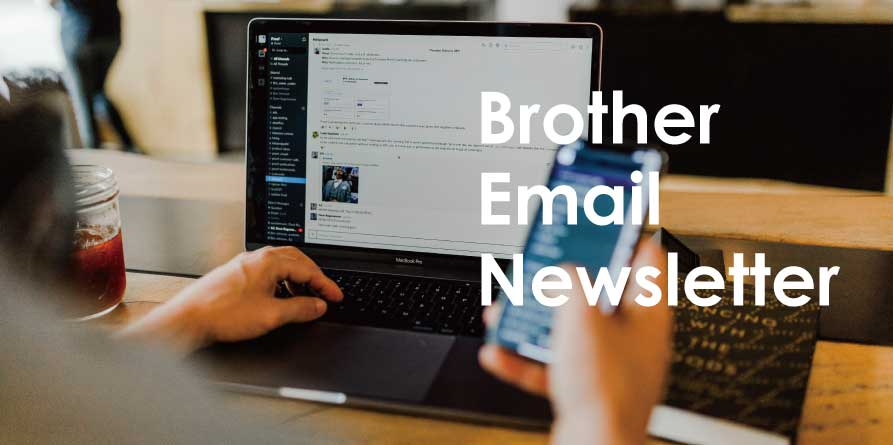 Subscribe to Brother Email Newsletter