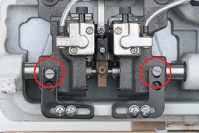 Fácil reemplazo de piezas de calibre
