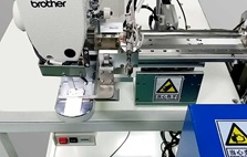 Automatic multiple label sewing machine: AML-430H